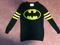 Black and yellow batman print sweater Fairview, 16415