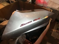 Fiancate Honda silver wing Palagianello, 74018