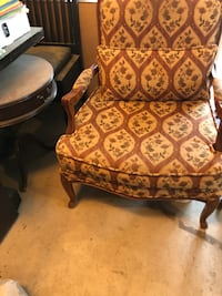 Bergere Chairs excellent condition