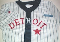 Detroit Stars 100th Anniversary SGA Jersey  London