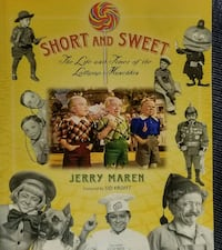 Short and Sweet -Wizard of Oz book San Diego, 92117