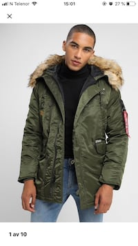 Alpha industries jakke Flatåsen, 7099