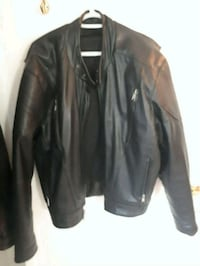 LG leather jacket  Windsor, N8T 1A2