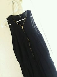 Black and Gold Romper size XL Waterloo, 50701