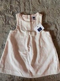 Janie and Jack baby girl dress, size 3-6 months, new with tags
