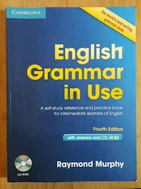 English Grammar In Use Textbook