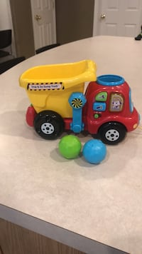 toddler's red and blue plastic toy Lehi, 84043
