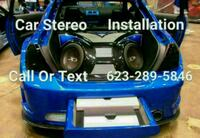 PROFESSIONAL Mobile Car Stereo Installation Glendale, 85310