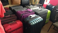 assorted color travel luggage Columbus, 43228