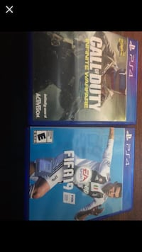 NEW-USED PS4 Games Laredo, 78041
