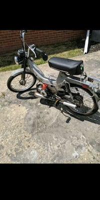 1978 puch maxi moped 120 mpg