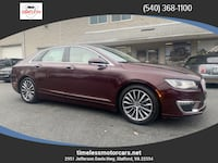 2017 Lincoln MKZ for sale Stafford, 22554