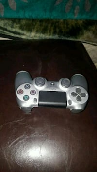 white Sony PS4 Dualshock 4 controller Hapeville, 30354