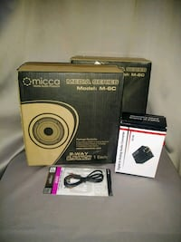 In Wall Home Theater Speakers Pckg