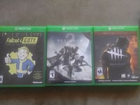 Xbox one games Albuquerque, 87110