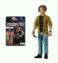 Figura Funko reaction John Connor Terminator 2 Seville, 41009