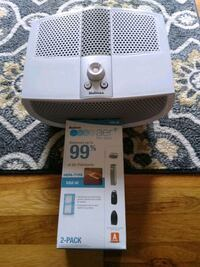 Holmes air purifier 3 speeds tabletop with extra new filter. Portland, 97230