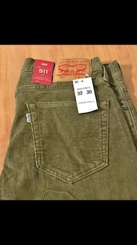 gray Levi's jeans Mc Lean, 22102