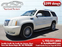 2007 Cadillac Escalade for sale Las Vegas