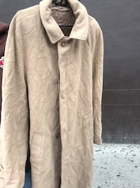 white and red zip-up jacket New York, 10457