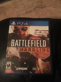 Battlefield hardline ps4 game  El Paso, 79936