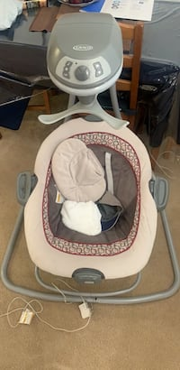 Graco baby swing electric with music