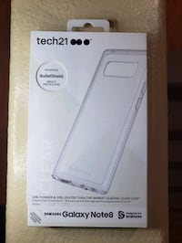 Note 8 - Tech21 Tough Case Pure Clear Las Vegas, 89145