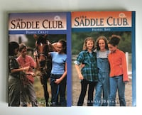 Saddle Club Series Potomac