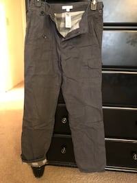 Boys size 14 Burberry fall pants with lining Columbia, 21044