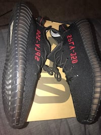 Black Yeezy Boost Bred Size 11 Indianapolis, 46202
