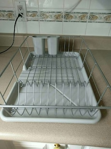 stainless steel plate drying rack