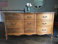 Delivery - antique French country dresser (Dixie) Toronto, M9B 3C6