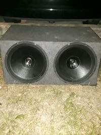 15 inches speakers  Fort Myers, 33916