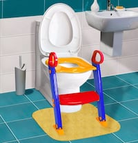 New in box Baby toilet potty trainer step ladder Long Beach, 90805