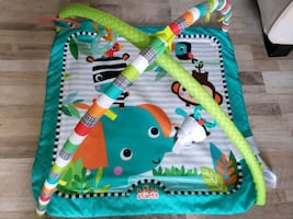 Baby Gym Play Mat by Bright Starts