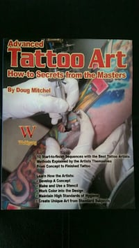 Tattoo Art - How to secrets from the masters Toronto, M5R 1L6