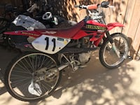 It needs back rim and tire runs excellent also have paperwork Palmdale, 93550