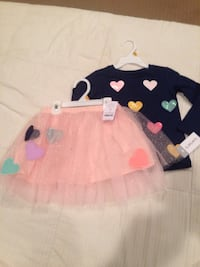 Carters 3T outfit  Burnaby, V5J 3G8