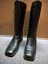 """""""Naturallizer"""" Genuine Leather Boots"""