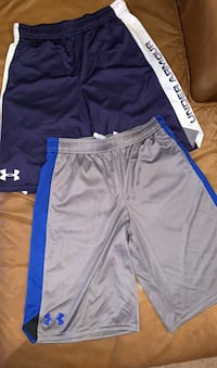 Under Armour shorts (L)
