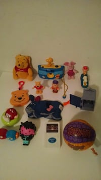 Winnie the Pooh, Charlie Brown, M&M, Scooby Doo   Charlotte, 28269