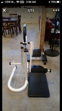 Butt & Thigh Exercise Machine - EXCELLENT condition