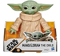 Star Wars Mandalorian The Child toy