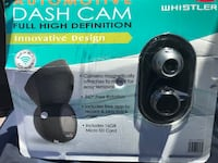 Dash cam brand new WiFi look recording night vision top of the line  Anaheim, 92801