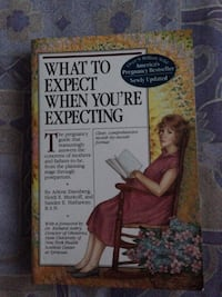 What to expect when you're expecting book