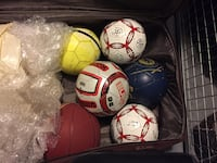 6 footballs. Each for 8$. Very good quality. Ottawa, K2H