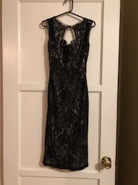 Prom dress/ formal dress like new from Windsor size small color black Downey, 90241