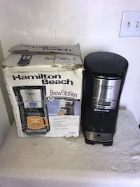 Hemilton Beach Coffee Maker