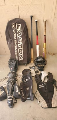 Used Adult size catching gear Scottsdale, 85251