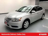 2015 Nissan Sentra S Houston
